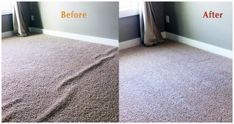 How Much Does It Cost To Stretch Carpet The Best
